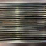 Zincatura elettrolitica a statico